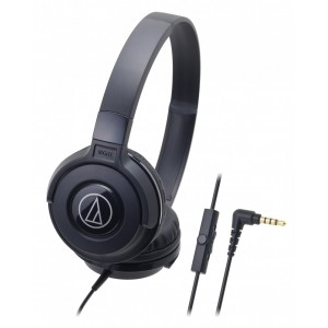 AUDIO TECHNICA ATH-S100iS - Street Monitoring Headphones