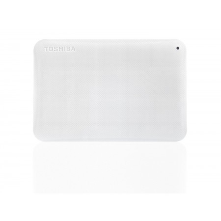 TOSHIBA Canvio Ready 3.0 Portable Hard Drive - 2TB White