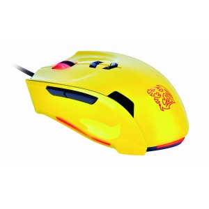 TT Esports Gaming Mouse Theron Yellow