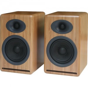 Audioengine P4 Bamboo