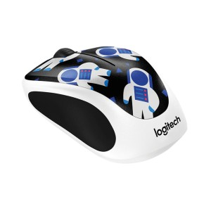LOGITECH M238 Wireless Mouse - Spaceman