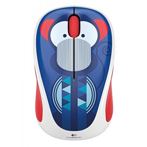 LOGITECH M238 Wireless Mouse - Monkey