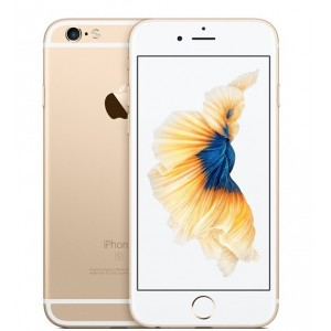 APPLE iPhone 6S 128GB Gold - Refurbished...