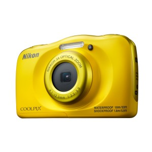 Nikon Coolpix W100 - Yellow