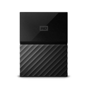 WD My Passport NEW for Mac - 2TB [WDBP6A0020BBK-WESN]