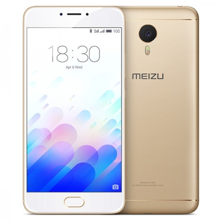 MEIZU M3 Note (3GB/32GB) - Pink