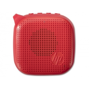 HP Bluetooth-Mini Speaker 300 - Red [X0N12AA]