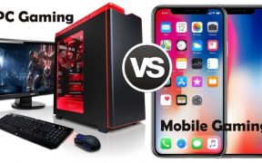 PC Gaming Atau Mobile Gaming