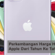 harga handphone apple iphone